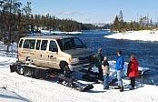 Snowcoach Tours