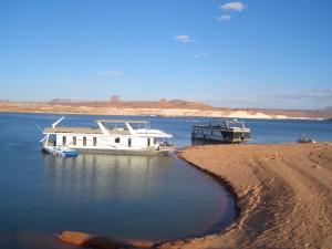 Lake Powell Houseboating