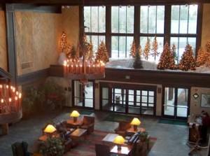 Tenaya Lodge Lobby