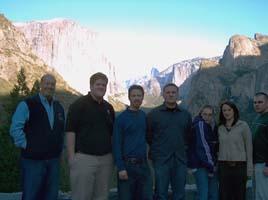 yosemite group photo